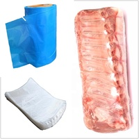 Frozen Fresh plastic poultry meat packing shrink vacuum film bags