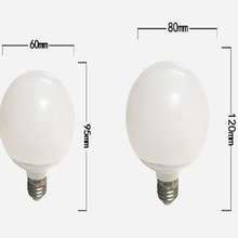 special offer Patent Product! Plastic Led <strong>Bulb</strong>,Aluminum Led lights G95 G9 10W 6500K