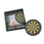Magnetic Dartboard Set - 40 cm Dart Board with 6 Magnet Darts for Kids and Adults, Gift for Game Room, Office, and Home
