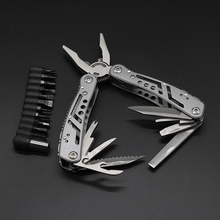 <strong>OEM</strong> 12 in 1 Survival Multi Tool Pliers Knife