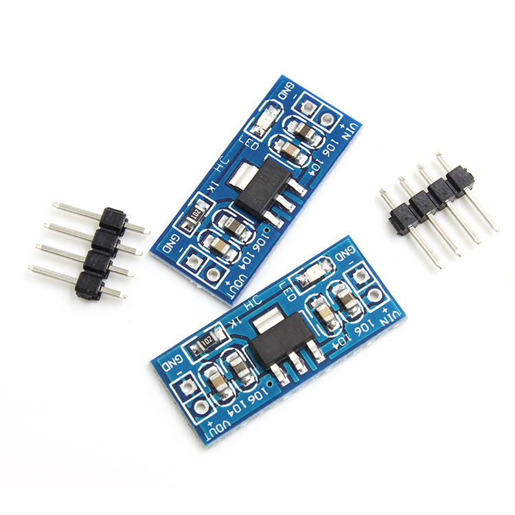 LDTR-WG0041 4.5V-7V to 3.3V DC-DC 800mA BEC UBEC AMS1117 Power Supply Regulator Sensor Step Down <strong>Module</strong> for RC Drone