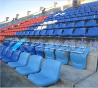 borway bleacher seating stadium vip seat chairs for basketball softball entertainment sports games