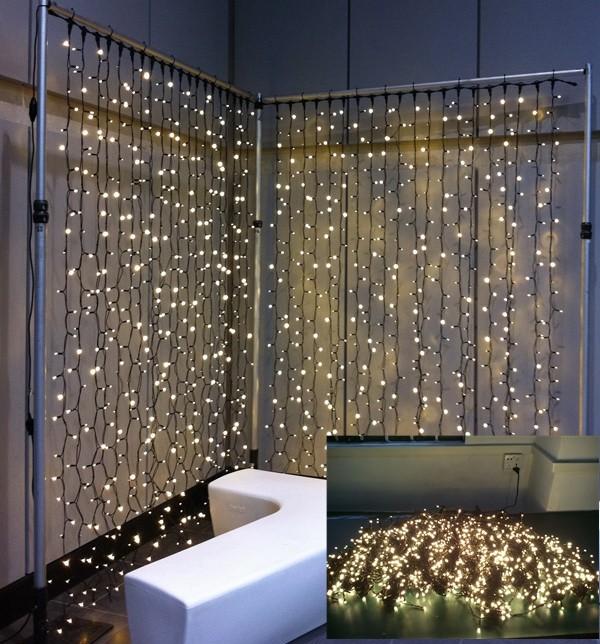 Ip65 Outdoor Christmas Building Decorative Lighting Decoration Warm ...