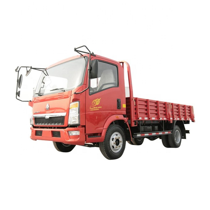 Sinotruk Howo 4x2 light Cargo <strong>Truck</strong> for sale good price
