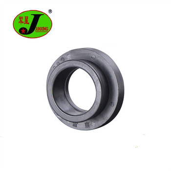 180mm high quality polyethylene flange adapter pe pipe fittings