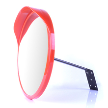 Customized Wide Angle acrylic outdoor road car traffic <strong>safety</strong> convex parabolic mirror road convex mirror
