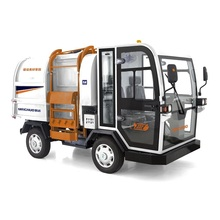 MN-H90 Electrical Small Tricycle Garbage Truck