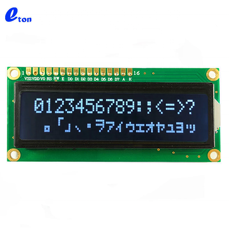15 years factory rohs 3.3v i2c 1602b lcm mini 16x2 serial display <strong>module</strong> 1602 lcd display