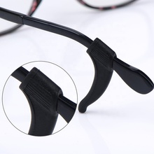 Various silicone glasses ear hook, hot sale glasses ear hook, fashion design silicone temple tips