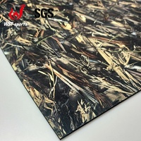 Factory wholesale 2mm-5mm camo neoprene rubber sheet fabric