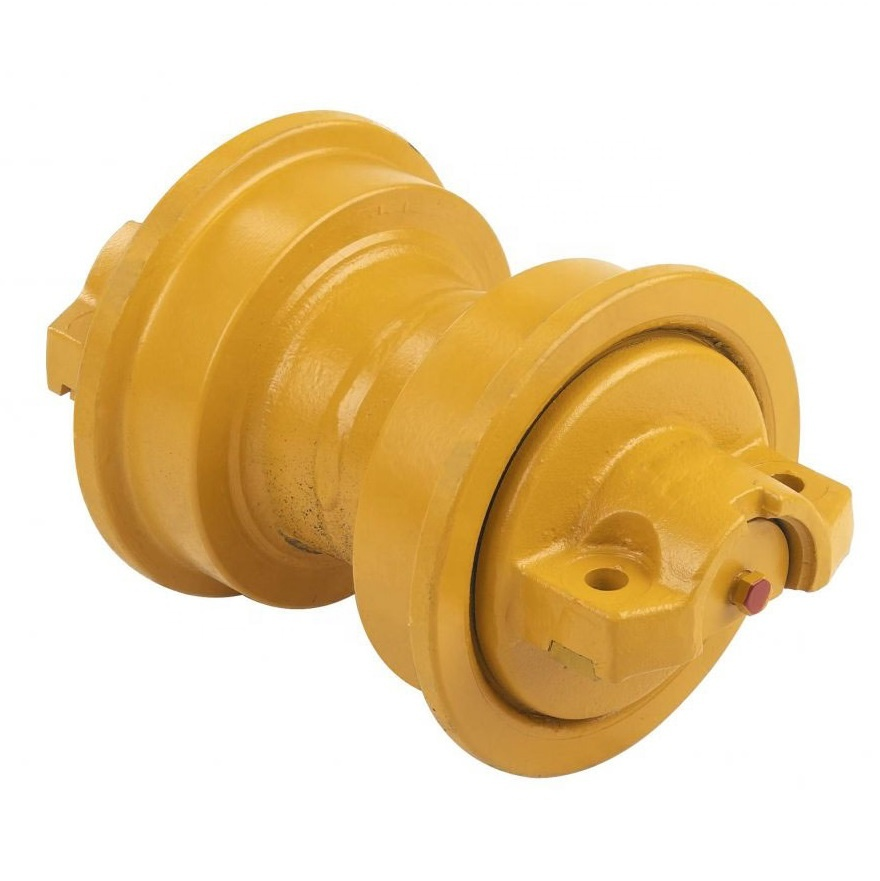 bottom rollers D20A-5 excavator spare parts and dozer model D20A-6 track roller D20A-7 Double flange MINI <strong>bulldozer</strong> roller