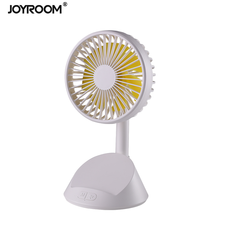 Joyroom home appliances 2 in 1 mini usb small desk <strong>fan</strong> with mobile phone holder mini good quality <strong>fan</strong>