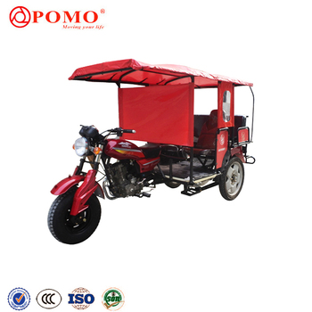 Big Rickshaw Bajaj Discover 150F Spare Parts Enclosed Tuk Tuk, E Tricycle