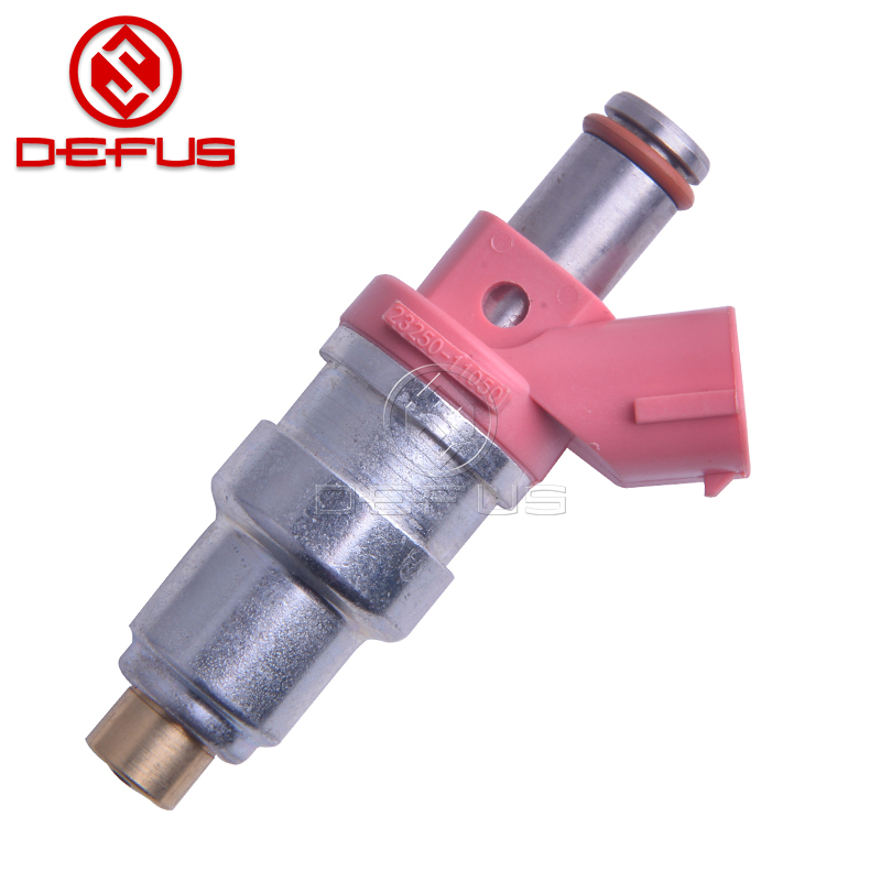 DEFUS wholesaler sell good price car parts <strong>fuel</strong> <strong>injector</strong> nozzle 23250-11050 23209-11050 for japan cars