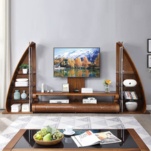 Modern Home <strong>Furniture</strong> For Living Room Wood Smart Stereo TV Stand