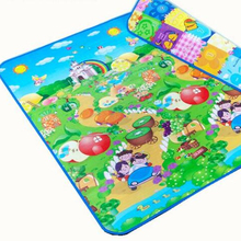 Manufacturers direct sale outdoor foam moistureproof baby play mats thickened floor mat climbing pad