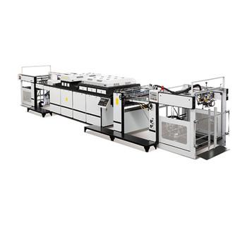 SA-1200 Automatic Glazing and Oil-coating Machine