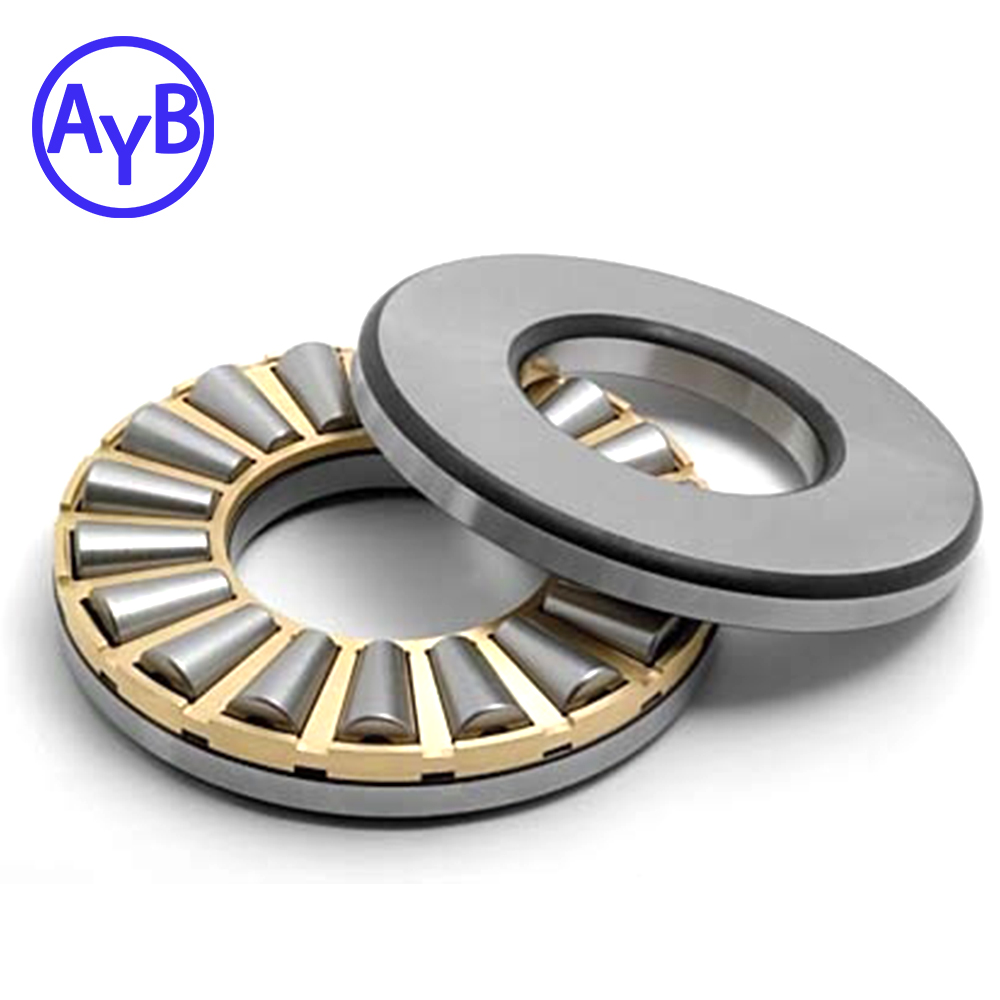 AYB GB,ISO,DIN,ANSI,JIS standard <strong>P0</strong>,P6,P5,P4,<strong>P2</strong> thrust tapered roller bearings