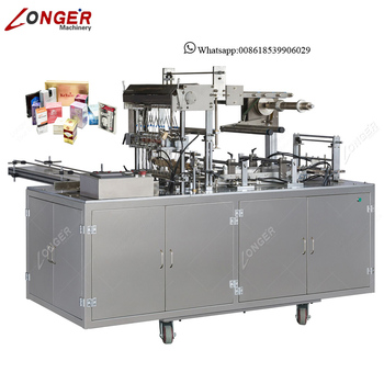 Automatic Small Cellophane Packing Machine