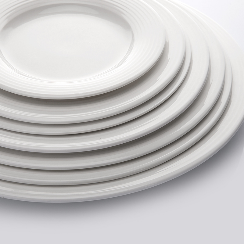 China 10.25 Inch White Ceramic <strong>Plate</strong>, Restaurant Dinnerware Sets, <strong>Plates</strong> Restaurant Sets