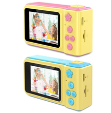 K7 2.0 inch Cartoon <strong>digital</strong> kids <strong>camera</strong> HD 1080P Video Recorder Educational Toys Children Birthday Gift