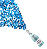 /product-detail/boomwow-blue-foil-confetti-champagne-wine-bottle-confetti-cannon-party-poppers-for-graduation-birthday-celebration-party-62106254936.html