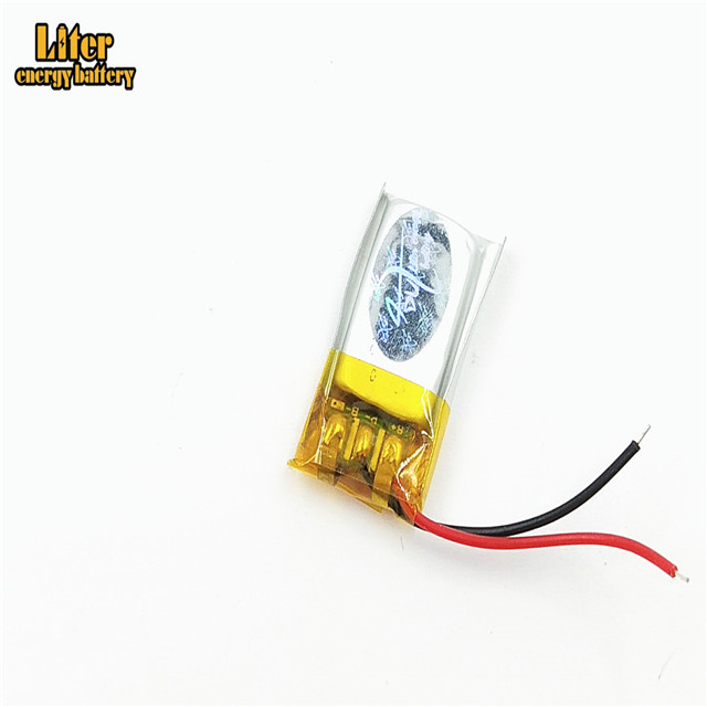 Rechargeable 361018 3.7v 80mah Lithium Polymer <strong>Battery</strong> For Bluetooth Headset