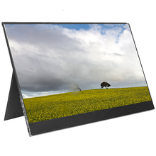 Ultra thin 15.6 inch 4k IPS screen Full HD 1080P Portable LED Computer <strong>Monitor</strong> With Type-C Port