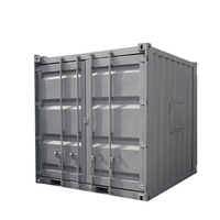 Factory Direct Sale Easy To Install Modified Cheap Flat Pack Container