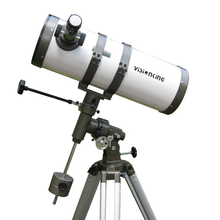 Visionking Astronomical Telescope 5.9 In 150/1400mm EQ Equatorial Mount HD Outdoor Monocular Space <strong>W</strong>/Motor Drive Auto Tracking