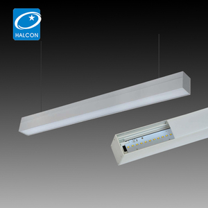 40w 4400lm 4ft led pendant light