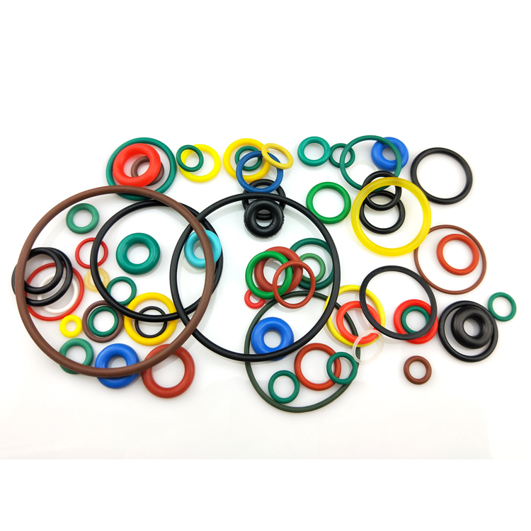 DLSEALS Various color colored <strong>silicone</strong> soft rubber o ring ID28.5*3.5