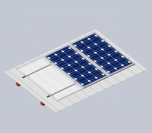 Solar Panel Rooftop Mounting Bracket Flat Roof System