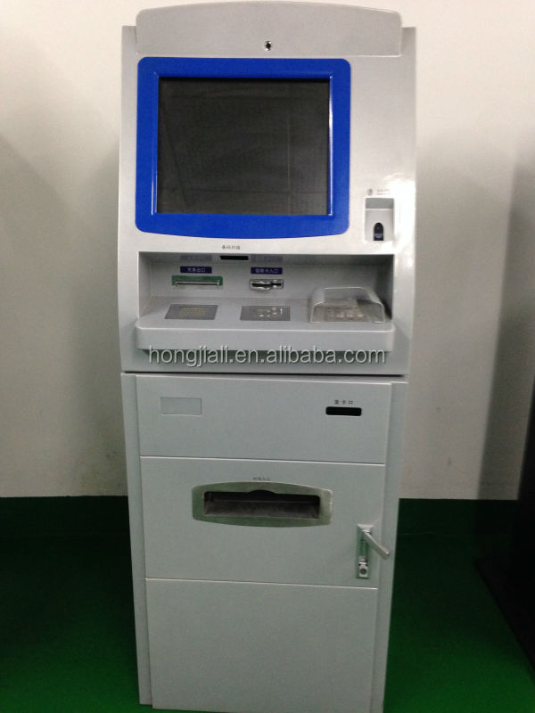 Cash payment kiosk with cash acceptor/Payment Kiosk with cash dispenser/Payment terminal