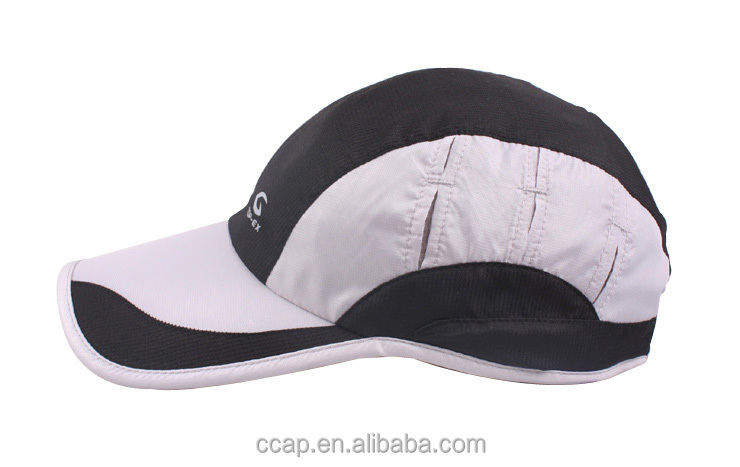 100% Polyester Baseball Caps Made in China