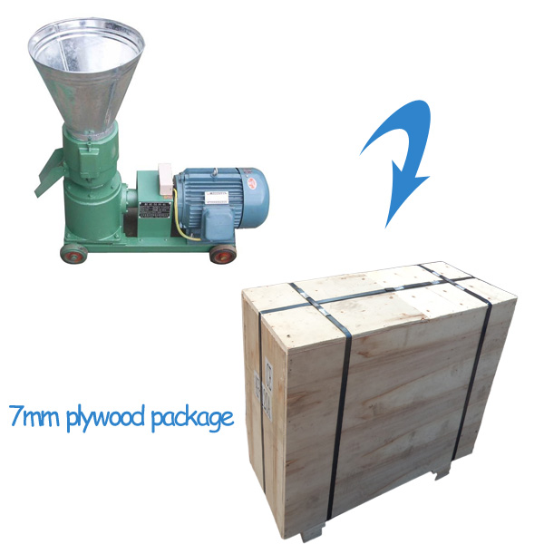 Gold supplier feed pellet machine make animal feed machine HT-150 for sale