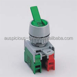 22mm Changeover switch 2 Position Selector Switch, IP65 (GLS222)