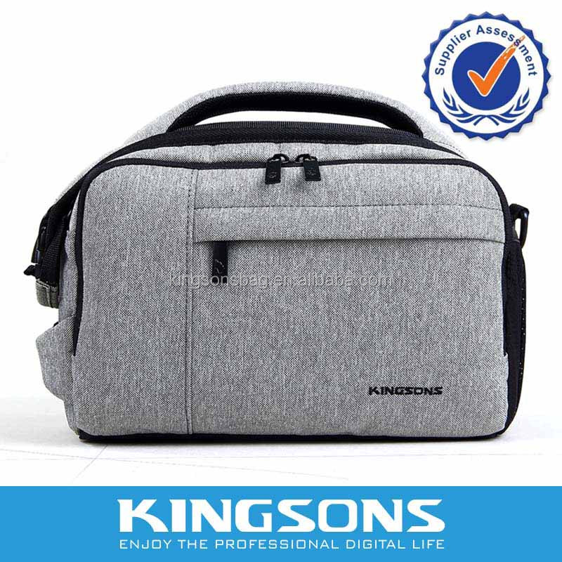 Kingsons new camera bag,leather camera bag,slr camera bag