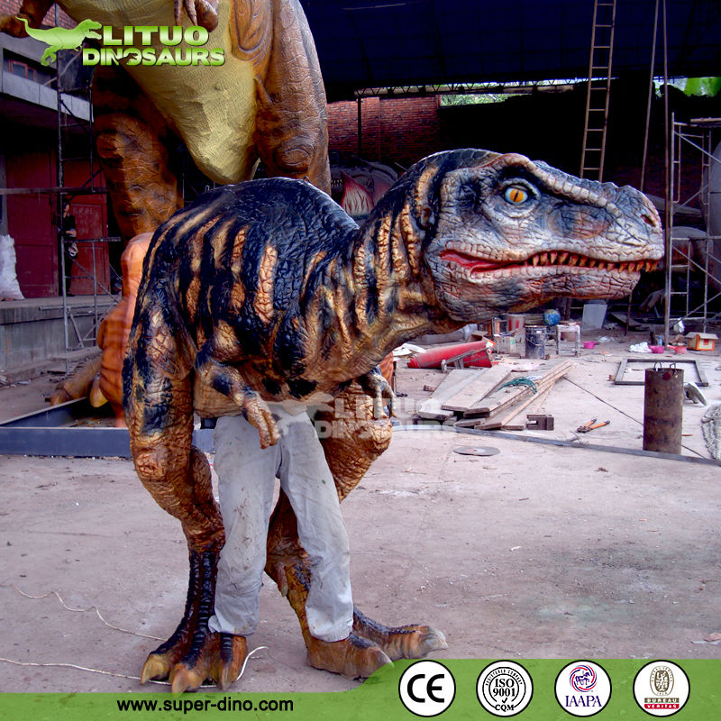 Realistic Dinosaur Costume for Sale