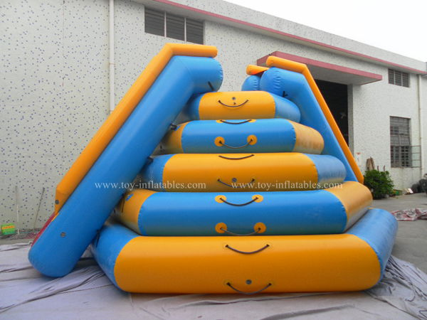 Customized giant inflatable water park, floating inflatable water park, water park