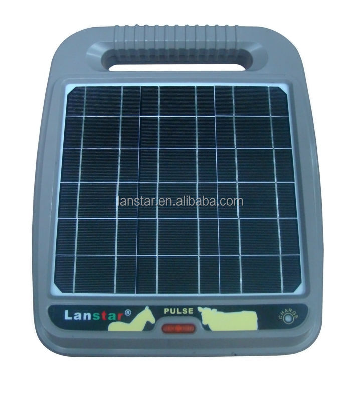 LX-6T03 Domestic solar battery electric fence energizer
