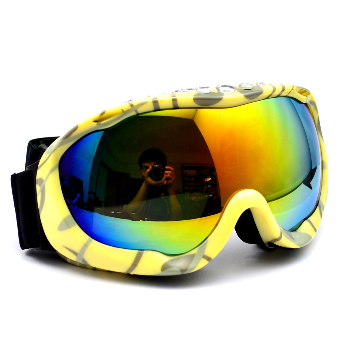 2017 Fresh outlet pretty winter snow goggles