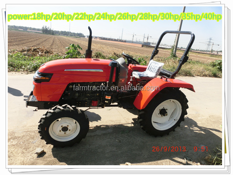 2014 newest Chinese tractor price