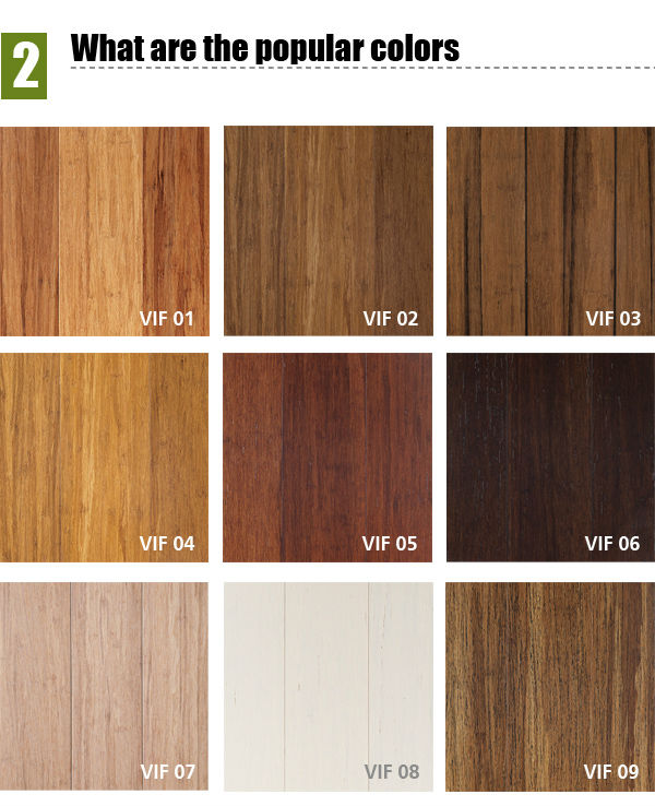 Eco-friendyl Indoor 14mm White Lock Woven Bamboo Flooring
