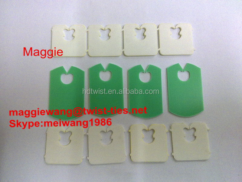 bread clip/plastic bread bag clips/bag closures--hongda