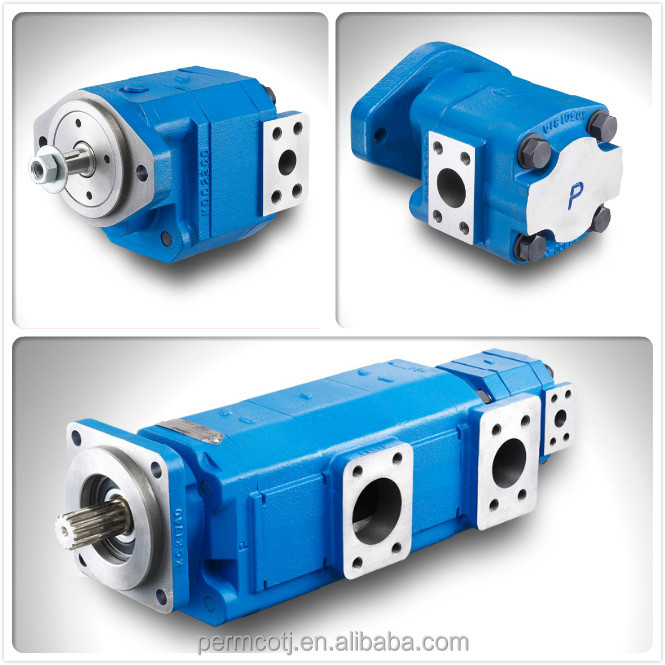 Hydraulic Gear Pump P360 Series trip used hydraulic gear pump