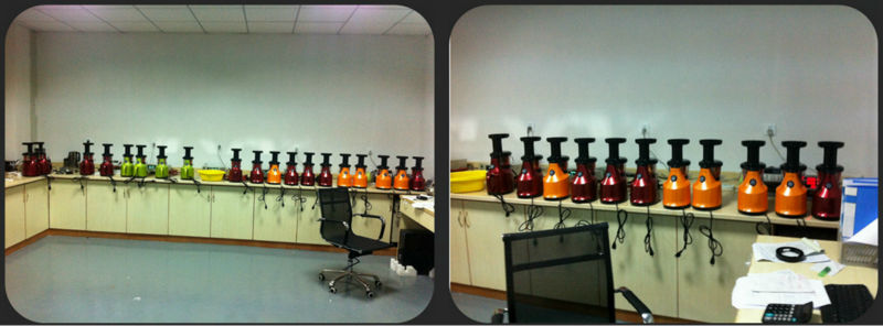 new high quality slow juicer with GS/CE/CB/ERP korea slow juicer