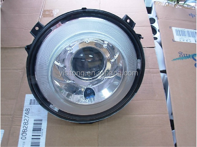 Head lamp suitable used for Mercedes Benz W463 G55 G65 AMG 1990-2013