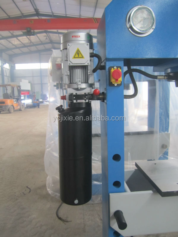 HP-63 hydraulic oil press machine of power press machine