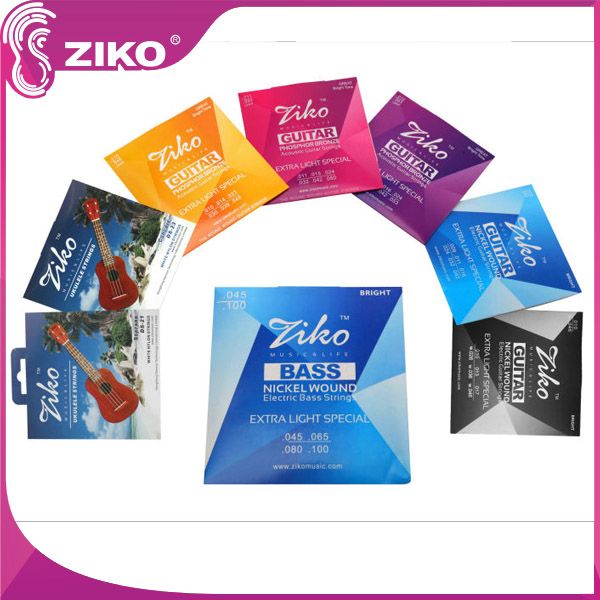 wholesale high level nickel electric guitar strings